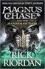 Magnus Chase 02 and the Hammer of Thor - rick riordan (ISBN 9780141342566)