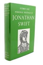 Satires and Personal Writings - Jonathan Swift