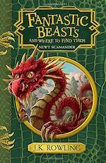 Fantastic Beasts and Where to Find Them - j. k. rowling (ISBN 9781408896945)