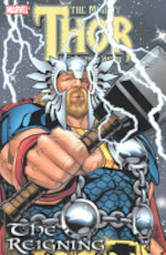 The Mighty Thor, Lord of Earth - Daniel Jurgens (ISBN 9780785112471)