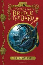 Tales of Beedle the Bard - j. k. rowling (ISBN 9781408883099)
