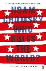 Who Rules the World? - noam chomsky (ISBN 9780241189450)
