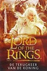 The lord of the Rings / 3 De terugkeer van de koning filmeditie - J.R.R. Tolkien (ISBN 9789022537527)
