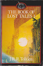 The Book of Lost Tales - John Ronald Reuel Tolkien, Christopher Tolkien