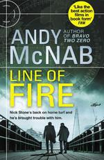 Line of Fire - andy mcnab (ISBN 9780552175340)