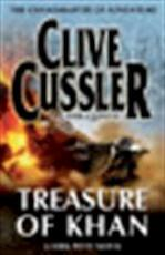 Treasure of Khan - Clive Cussler, Dirk Cussler (ISBN 9780718149796)