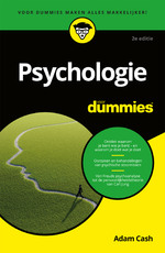 Psychologie voor Dummies, 2e editie - Adam Cash (ISBN 9789045356136)