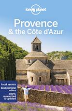 Lonely Planet Provence & the Cote d'Azur (ISBN 9781786572806)
