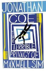 Terrible Privacy of Maxwell Sim - Jonathan Coe (ISBN 9780670918799)