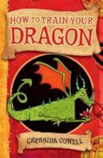 How to Train Your Dragon - Cressida Cowell (ISBN 9780340999073)
