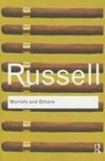Mortals and Others - Bertrand Russell (ISBN 9780415473514)