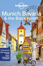 Lonely Planet Munich, Bavaria & the Black Forest (ISBN 9781786573773)