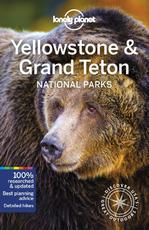 Lonely Planet National Parks Yellowstone & Grand Teton (ISBN 9781786575944)