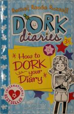 Dork Diaries 3 1/2 : How to Dork Your Diary - Rachel Renee Russell (ISBN 9780857079800)