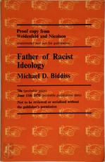 Father of racist ideology - Michael Denis Biddiss