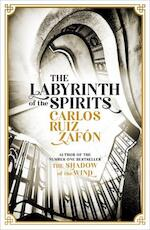 Labyrinth of the Spirits - Carlos Ruiz Zafon (ISBN 9781474606202)