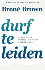 Durf te leiden - Brené Brown (ISBN 9789044977899)