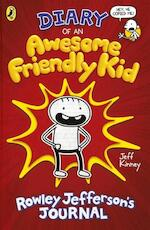 Diary of an Awesome Friendly Kid - jeff kinney (ISBN 9780241405604)