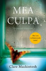 Mea Culpa - Clare Mackintosh (ISBN 9789026146503)