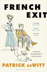 French Exit - patrick dewitt (ISBN 9781526601193)