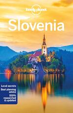 Lonely Planet Slovenia (ISBN 9781786573926)