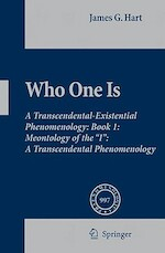 Who One Is, Book 1 - James G. Hart (ISBN 9781402087974)