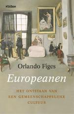 Europeanen - Orlando Figes (ISBN 9789046825044)