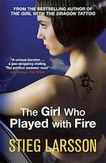 The girl who played with fire - Stieg Larsson (ISBN 9781906694180)