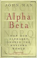 Alpha Beta - John Man (ISBN 9780747264477)
