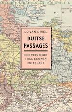 Duitse passages - Lo Van Driel (ISBN 9789028450172)