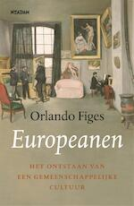 Europeanen - Orlando Figes (ISBN 9789046825051)