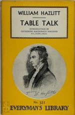 Table Talk - William Hazlitt