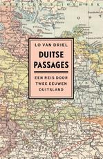 Duitse passages - Lo van Driel (ISBN 9789028450189)