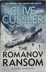 The Romanov Ransom. A Fargo Adventure - Clive Cussler (ISBN 9780718184681)