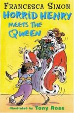 Horrid Henry Meets the Queen - Francesca Simon (ISBN 9781842550687)