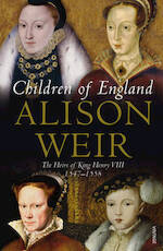 Children of England - Alison Weir (ISBN 9780099532675)
