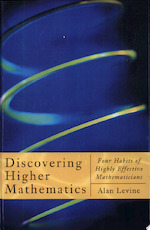 Discovering Higher Mathematics