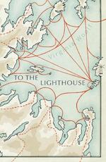 Vintage voyages To the lighthouse - virginia woolf (ISBN 9781784875329)