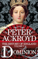 History of england (05): dominion - peter ackroyd (ISBN 9781509880027)