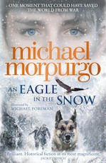 Eagle in the snow - Michael Morpurgo