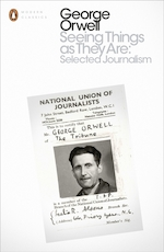 Seeing things as they are - george orwell (ISBN 9780141984230)