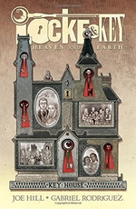 Locke & key Heaven & earth - joe hill (ISBN 9781684051816)