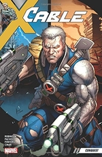 Cable (01): conquest - james robinson (ISBN 9781302904821)