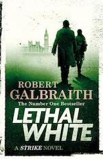 Lethal white - robert galbraith (ISBN 9780751572858)