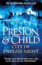City of endless night - douglas preston (ISBN 9781786696854)