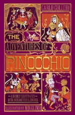 Minalima illustrated classics: Adventures of pinocchio - carlo collodi (ISBN 9780062905277)