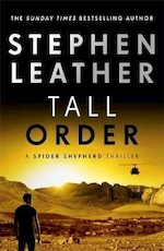 Tall order - stephen leather (ISBN 9781473604193)