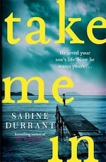 Take me in - sabine durrant (ISBN 9781473608399)