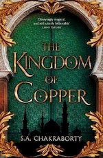 Kingdom of copper - s. a. chakraborty (ISBN 9780008239442)
