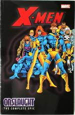 X-men: the Complete Onslaught Epic 4 - Tom DeFalco (ISBN 9780785128267)